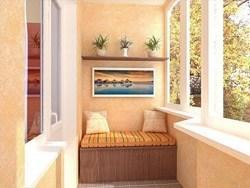 Внутренняя отделка балконов и лоджий в Нижнем Тагиле