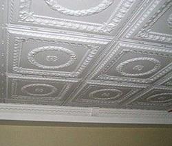 Потолочная плитка г.Нижний Тагил, плитка на потолок